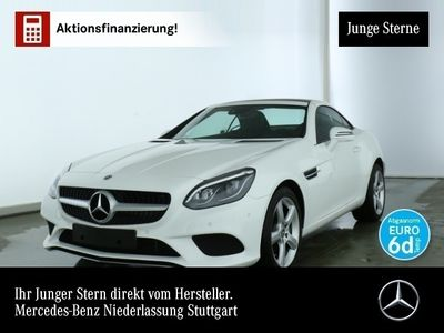 gebraucht Mercedes 180 SLCPano ILS Airscarf Totwinkel PTS Sitzheiz