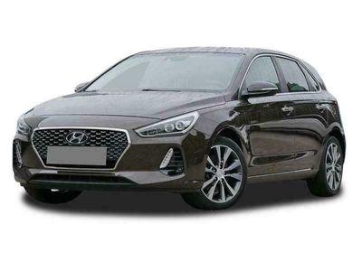 gebraucht Hyundai i30 i301.4 T-GDI Trend Navi Shz DAB LED RFK