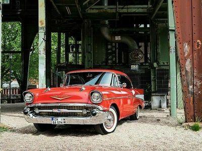 gebraucht Chevrolet Bel Air 1957Sport Coupé