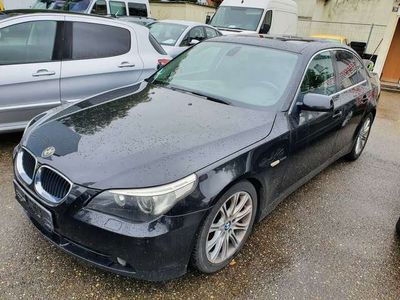 gebraucht BMW 525 i Lim. (E60)--LPG Autogas