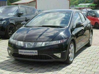 gebraucht Honda Civic Lim. 5-trg. 1.8 Sport Klima/MFL/ALU/SR+WR