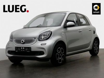 gebraucht Smart ForFour 66kW (90 PS) prime Cool u. Media+Pano.