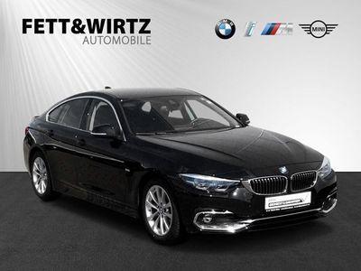 gebraucht BMW 420 Gran Coupé Luxury Line Navi HUD Leder HiFi