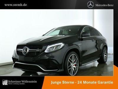 gebraucht Mercedes GLE63 AMG AMG 4M S Coupé FAP*FondEnt*Pano*AHK*Tritt