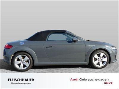 gebraucht Audi TT Roadster 2.0 TDI ultra NAVI GRA PDC SHZ