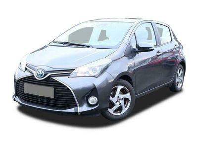 gebraucht Toyota Yaris Edition-S Hybrid KLIMA AUX SERVO NEBEL