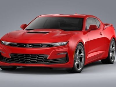 gebraucht Chevrolet Camaro V8 Automatik MAGNETIC RIDE*RECARO*HEAD UP
