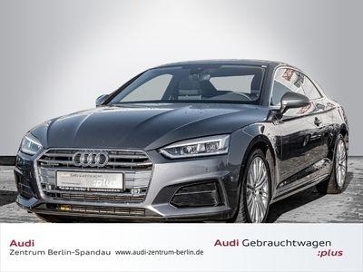 gebraucht Audi A5 Coupé 45 TFSI quattro Sport S tronic *PANO*NAVIplus*