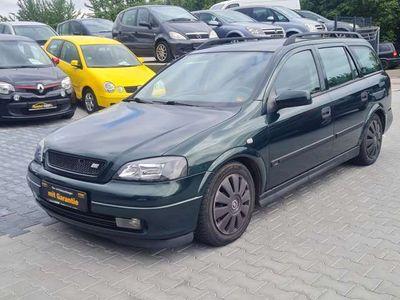 gebraucht Opel Astra 1.6 Caravan Comfort/Ahk/TÜV09.22/ZV/D3/