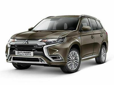 gebraucht Mitsubishi Outlander P-HEV PLUS mit Fahrassistenz-Paket 2.4 Benziner 99 kW (135 PS) 4WD