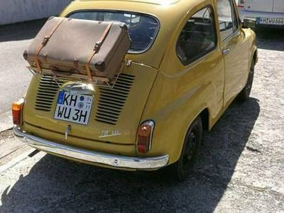 gebraucht Fiat 600 Zastava 750 tüv neu