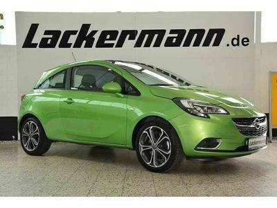gebraucht Opel Corsa-E Neu E Innovation ecoFlex 1.4 Turbo EU6d-T PDCv+h LED-T