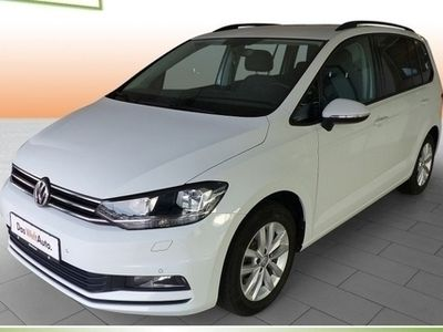 gebraucht VW Touran 1.6 TDI SCR Comfortline / Sitzheizung