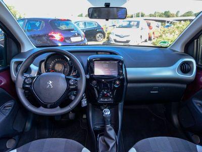 gebraucht Peugeot 108 TOP! Allure PureTech 82 3-türig