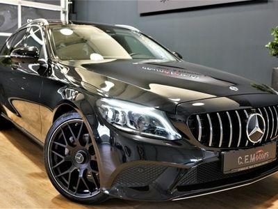 gebraucht Mercedes C220 C 220d AMG Style*Panorama*Leder*Totwinkel*360°