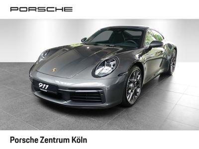 gebraucht Porsche 911 Carrera 4 992 PDK SpAbgas 20/21''Rad SD BOSE Matrix SWA