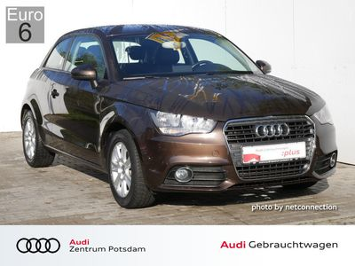 gebraucht Audi A1 Attraction 1.2 TFSI 63 kW (86 PS) 5-Gang