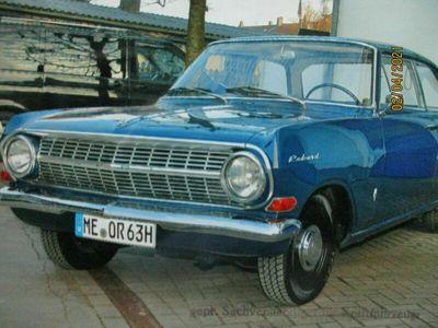 gebraucht Opel Olympia Rekord A 1500 als Limousine in Velbert