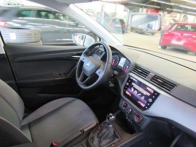 gebraucht Seat Ibiza STYLE 1.0 TGI NAVI.DAB.SITZHG.WLAN.PDC.GRA