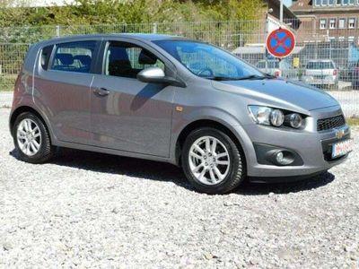 gebraucht Chevrolet Aveo Schrägheck LTZ 1,6 /TUV.04.2023/ALU/
