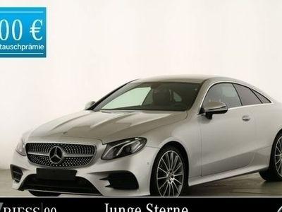 gebraucht Mercedes E200 AMG Wide Burm DAB Sportabgasanlage 9G