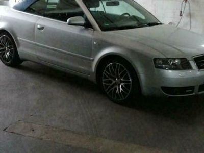 gebraucht Audi A4 Cabriolet 3.0 Quattro