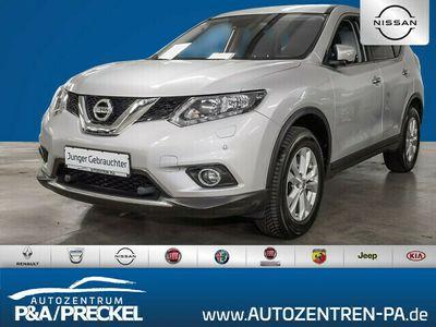 gebraucht Nissan X-Trail Acenta 1.6 dCi /Spurassist/BVerkehrsassist