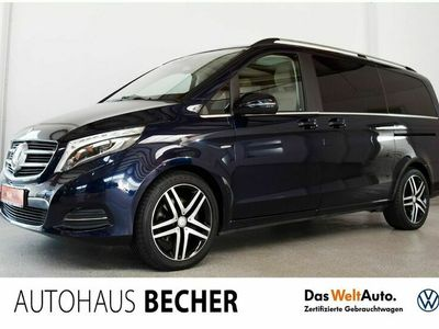 gebraucht Mercedes V250 d Exclusive Edition lang
