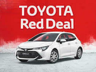 gebraucht Toyota Corolla 1.2 Turbo RedDeal