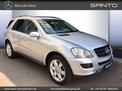 gebraucht Mercedes ML500 4M + AIRMATIC + KLIMA + PDC + CHROM-PAKET Autom.