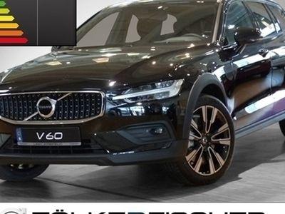 gebraucht Volvo V60 CC Pro AWD D4 EU6d-T DAB Lederausstattung