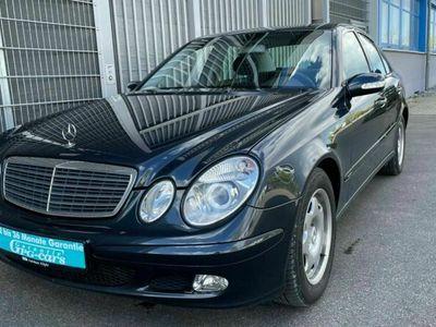 gebraucht Mercedes E220 -KM 78.000 org,TÜV NEU,Garantie
