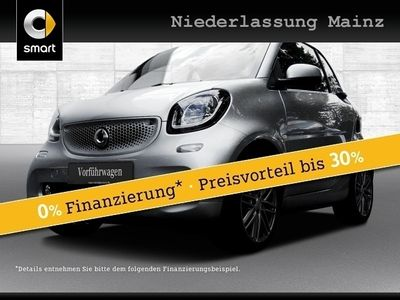 gebraucht Smart ForTwo Coupé 66kW perfect BRABUS DCT cool&Media