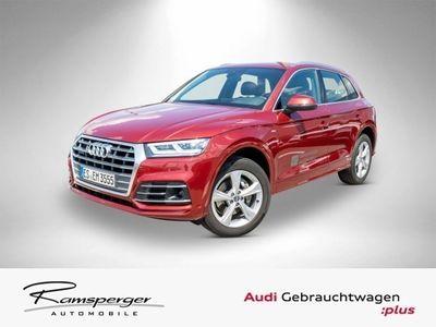 gebraucht Audi Q5 sport 40 TDI quattro ACC S line selection