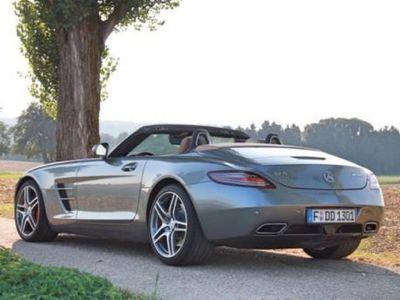 gebraucht Mercedes SLS AMG