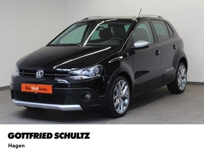 gebraucht VW Polo Cross 1,2 TSI DSG ACC+FSE+SHZ+KLIMAAUT.