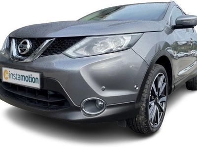 gebraucht Nissan Qashqai QashqaiTekna 1.2 DIG-T Navi-LED-Teilleder-GARANTIE