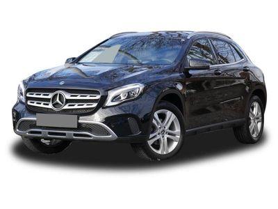 gebraucht Mercedes GLA220 d 4M Urban Navi LED Kamera SHZ PTS Bluet