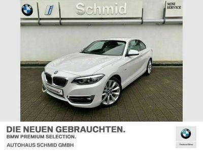 gebraucht BMW 225 d Coupé