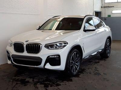 gebraucht BMW X4 xDrive20d A Navi,AHK,LED Scheinwerfer,Leder,A