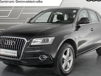 gebraucht Audi Q5 2.0 TDI qu. S line Navi Xenon B&O DAB 19Zoll PDCplus 6-Gang