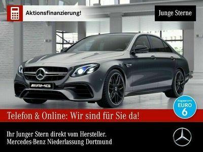 gebraucht Mercedes E63 AMG S 4M+ Distr.Drivers.Wide.HuD.Pano.PerfS