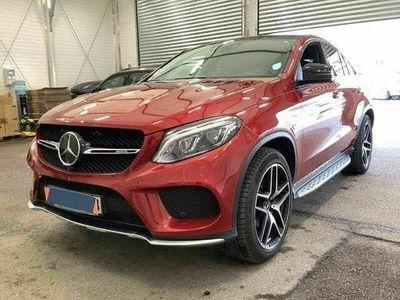 gebraucht Mercedes GLE43 AMG AMG Neu Panoramadach+AHK+360*Kamera+Standhzg