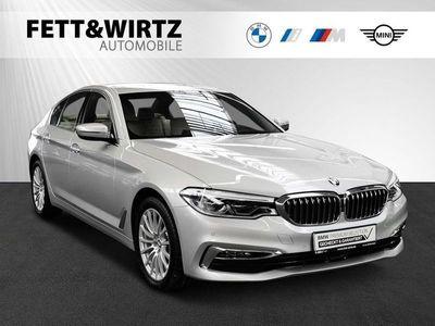 gebraucht BMW 525 i Limousine Luxury Line