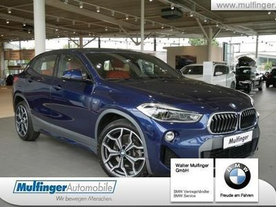 gebraucht BMW X2 xDrive20d X M Sport 19 Zoll HUD Umweltprämie