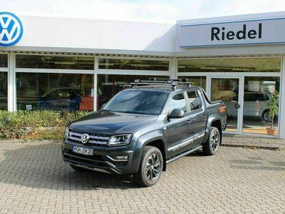 gebraucht VW Amarok V6 TDI Dark Label DoubleCab 4Motion als SUV/Geländewagen/Pickup in Dobbertin