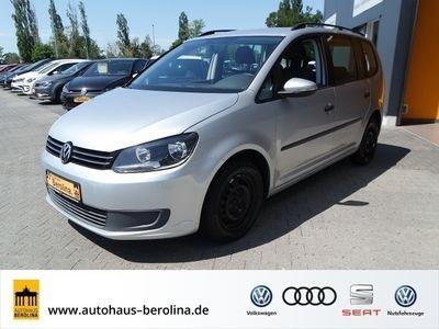 gebraucht VW Touran 1.6 TDI Trendline *7-SITZER*KLIMA*