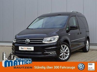gebraucht VW Caddy 2.0 TDI EU6 DSG Highline DESIGN+PLUS-PAKET/ACC/XE