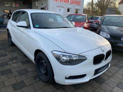 gebraucht BMW 114 Baureihe 1 Lim. 5-trg. 114i*TOP*
