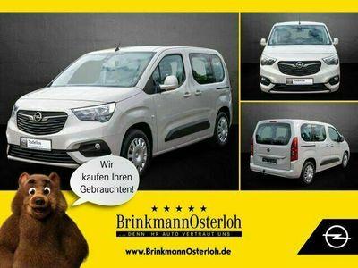 gebraucht Opel Combo Life 1.2 Turbo SHZ/Klima/L-R Sensor/NSW ON